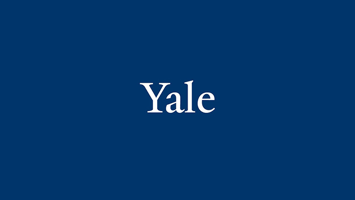 Example of a general Yale end page graphic.